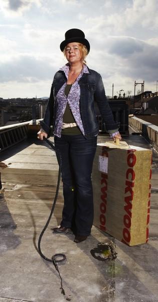 Hoteldirektorin Fanny Holzer-Luschnig (Foto 25hours Hotel)