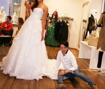 Star Designer La Hong im GIOIA