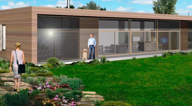 Solarhaus - Passiv-Öko-Design