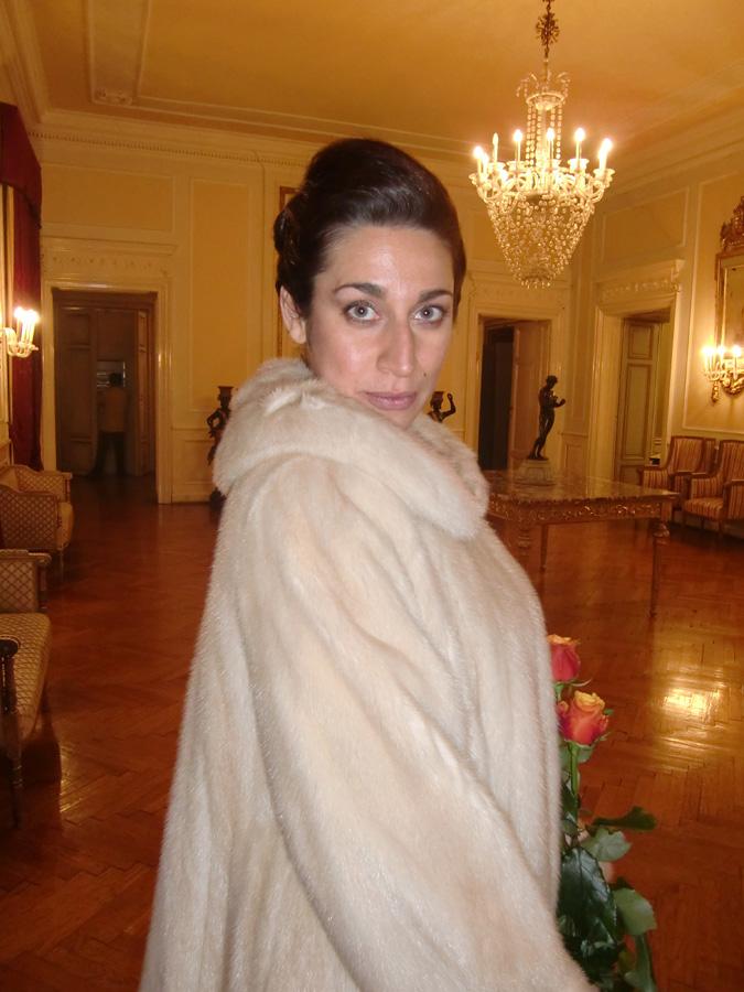 """Der Kalifornierin Solmaaz Adeli hat in ihren Jahren in Wien nie wirklich etwas gefehlt: """"Manchmal die Sonne vielleicht"""""""