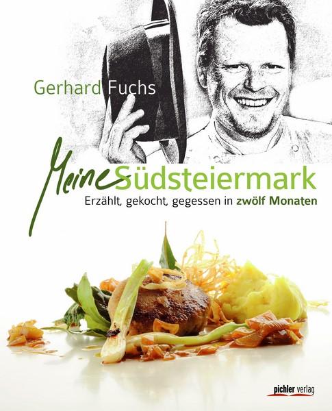 Die Südsteiermark liefert Gerhard Fuchs nahezu alles, was er für sein kongeniales Schaffen braucht (Foto APRESVINO)