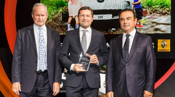 VOGL+CO erhält den Presidential Award