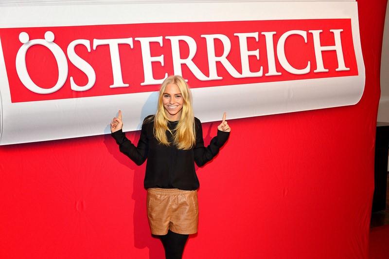 Jenny Vater, Wolfgang Fellner, ist der Herausgeber von ÖSTERREICH, einer überregionalen Tageszeitung in Österreich.