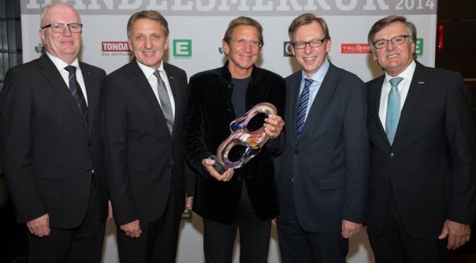 Schullin gewinnt Handelsmerkur 2014