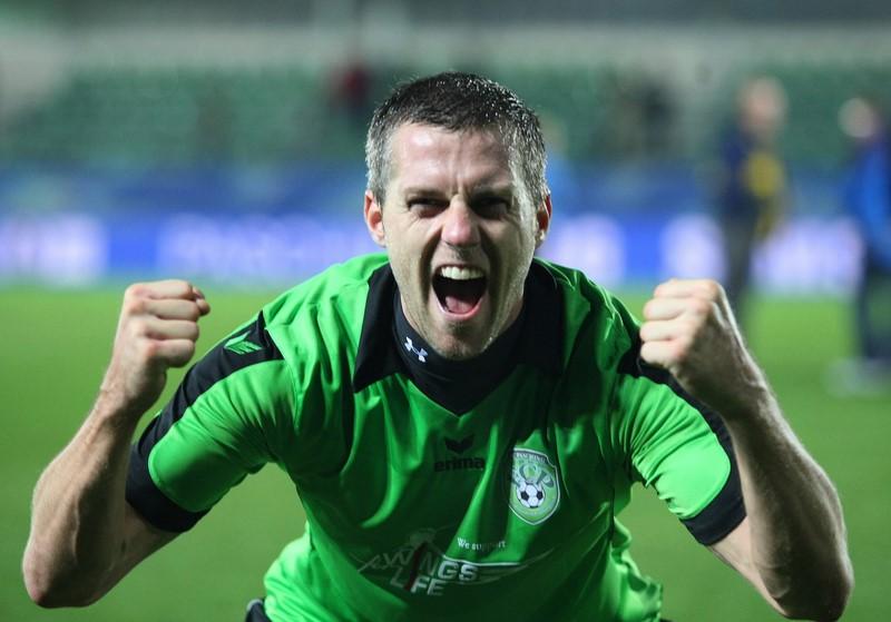 Mit 10 Jahren ging er zu Sturm Graz, mit 17 begann Mark Prettenthaler bei den Amateuren und mit 21 Jahren war er Profi-Fußballer.