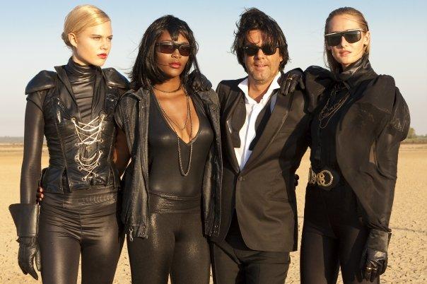 7Ray ist seit Jahren international erfolgreich und schrieb schon viele Titelsongs für Hollywood-Filme.