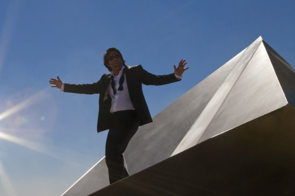 2007 ging 7Ray für die Arbeiten zum Hollywoodfilm 'The Informers' nach Los Angeles – und blieb.