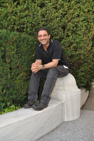 """Darrel Toulon begann vor fünf Jahren, es war die Spielzeit 2009/10, mit der """"Tanz Nite"""", einer Veranstaltungsreihe auf der Studiobühne der Grazer Oper (Foto Reinhard Sudy)"""