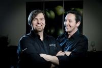 Michael Wankerl und Servicechef Philipp Pauritsch (Foto Werner Krug)