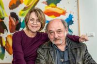 """Cornelia Froboess und Karl Fischer in """"Pokerface"""" (Foto ORFMR Film)"""