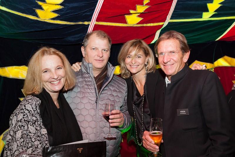 Nathalie Bertha, Regisseur Martin Kusej, Anne Marie und Hans Schullin (Foto GEOPHO by Jorj Konstantinov)
