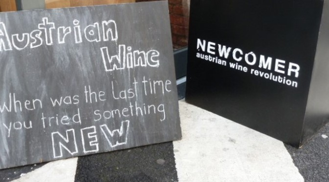 Newcomer Wines