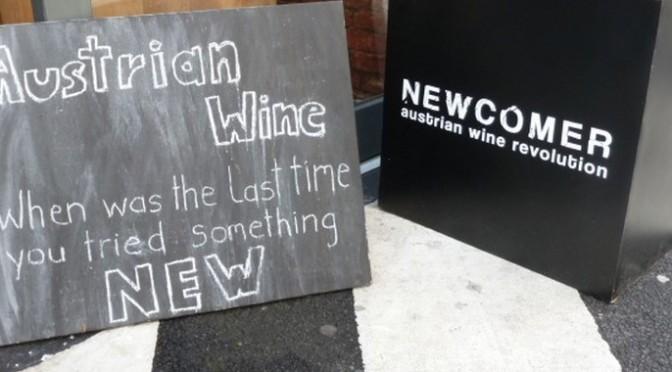 Peter Honegger: Newcomer Wines