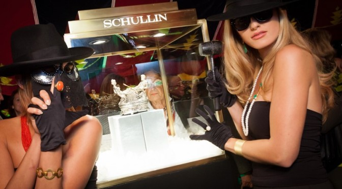 Schullin eröffnet erste Rolex-Boutique in der Steiermark