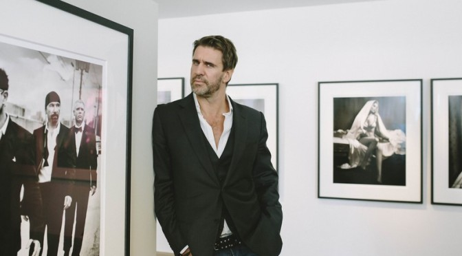 "Photoausstellung Vincent Peters ""The Light Between Us"" im Atelier Jungwirth"