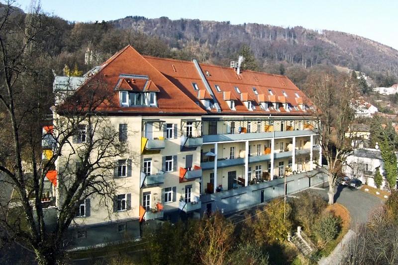 Ein Projekt von Wolfgang Erber in der Grazer Bergstraße.