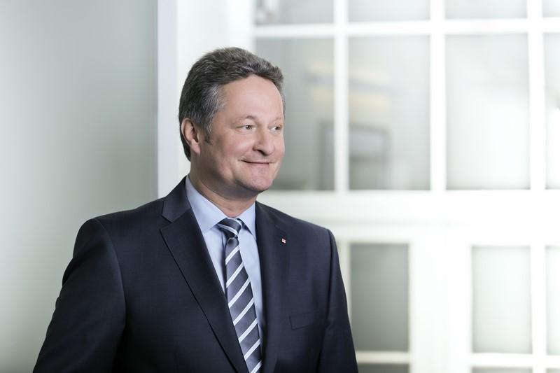 Der erfolgreiche Immobilien-Profi Wolfgang Erber.