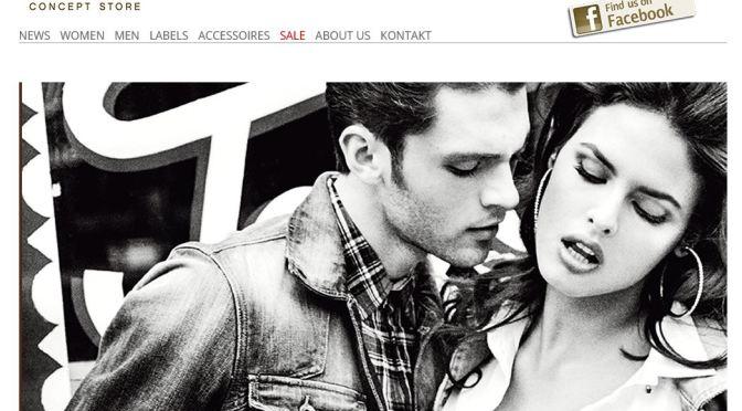 JOMA Fashion Conceptstore jetzt auch online