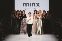 Minx by Eva Lutz Show - Mercedes-Benz Fashion Week Berlin Autumn/Winter 2015/16 (Fotos Getty Images/Franziska Krug)