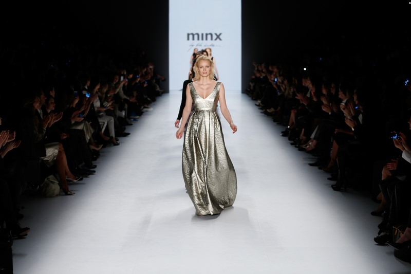 Minx by Eva Lutz Show - Mercedes-Benz Fashion Week Berlin Autumn/Winter 2015/16