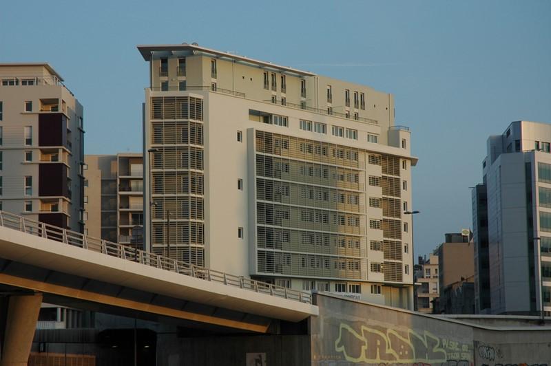 Sozialwohnungen ILOT M1, Marseille (© Tangram Architectes Marseille)