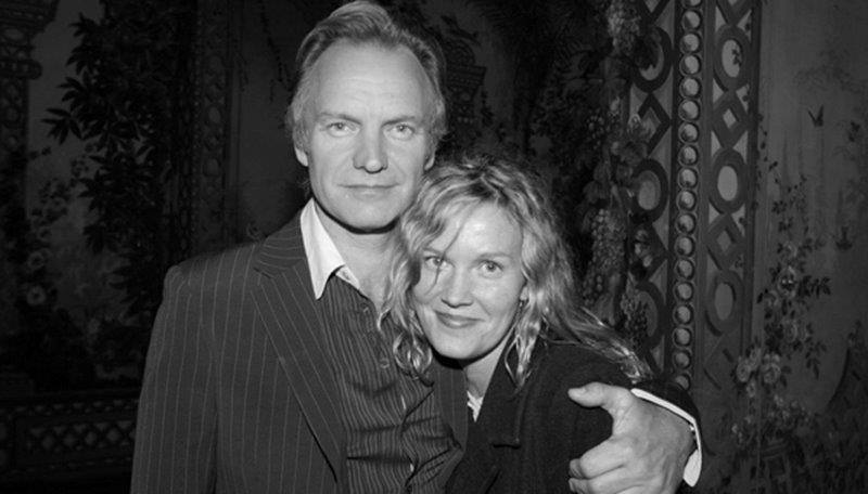 Sehr beeindruckt war Monika Cetin von Sting, als er 2012 in Wien war. (Foto Conny Beauclair).