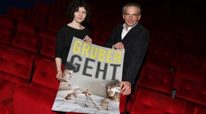 Gruber geht – neuer Film unter der Regie von Marie Kreutzer
