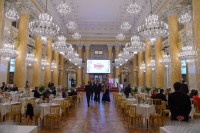 9. Dancer against Cancer Ball in der Wiener Hofburg am 11. April 2015