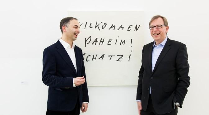 Direktor Sandro Droschl
