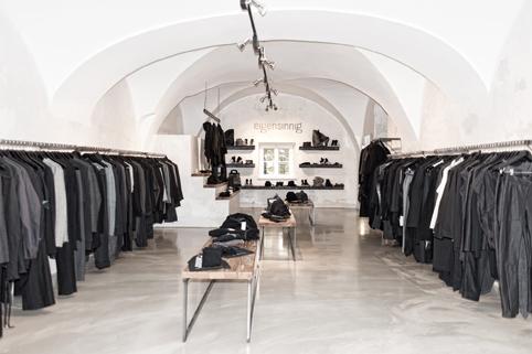 'eigensinnig' - die etwas andere Boutique in Wien (Foto eigensinnig)