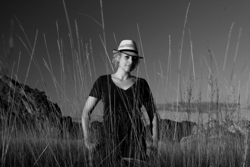 """Nadine Marie Wohlmuth: """"Dieses Foto hat mein Vater auf Madagaskar von mir gemacht"""" (Foto Sepp Wohlmuth)"""