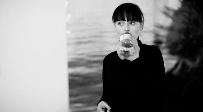 GNTM trägt Fashion von Eva Poleschinski