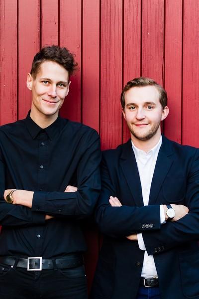 Sebastian Höglinger und Peter Schernhuber werden unmittelbar nach dem Festival 2015 der derzeitigen Intendantin Barbara Pichler nachfolgen und für den Zeitraum 2016 bis 2019 für das Festival verantwortlich sein (Foto Lukas Maul)