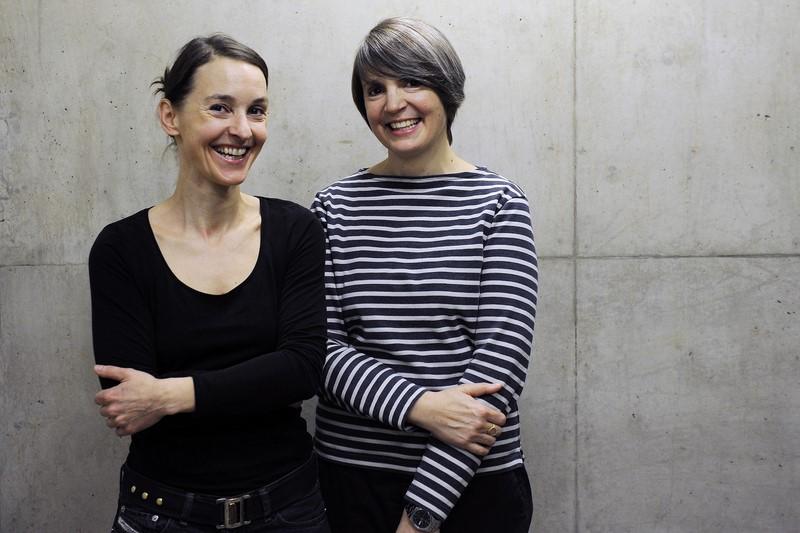 Mit dem Diagonale-Preis für Innovatives Kino wurden Sasha Pirker und Lotte Schreiber ausgezeichnet (Foto Diagonale/Alexi Pelekanos)