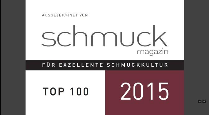 "Exzellente Schmuckkultur by ""Juwelier Schullin"""
