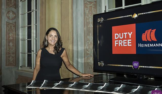 Fjolla Holzleithner feiert 5 Jahre Brand Embassy