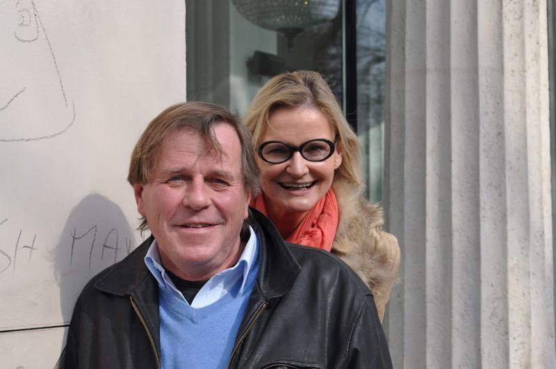 """Burkhard Stulecker wird als einziger Österreicher auch bei den Dreharbeiten zum James Bond Film """"Spectra"""" in Marokko dabei sein, wie er mir stolz erzählt (Foto Reinhard Sudy)"""