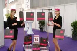 Brand Embassy bei einer Promotion für Lifestyle Hotels (Foto Brand Embassy)