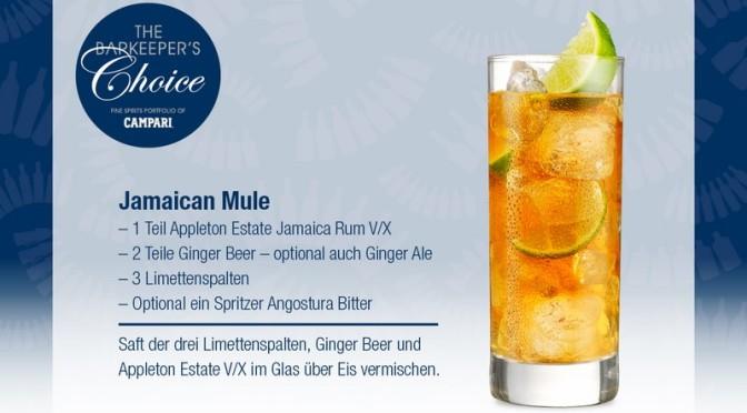 Campari Austria – Cocktail of April