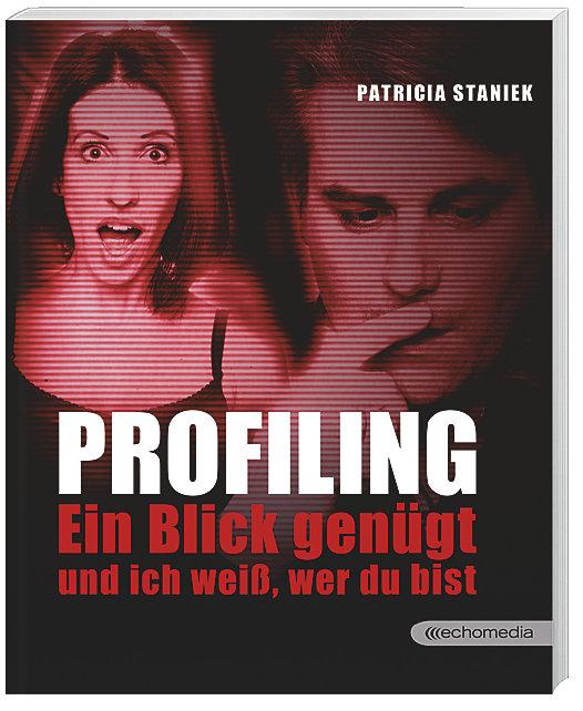 In ihrem Buch gewährt die erfolgreiche Managementcoach und gefragte Keynote-Speakerin Patricia Staniek tiefe Einblicke in die Anwendungsmöglichkeiten von Profiling. © 2013 / ISBN: 978-3-902900-16-6