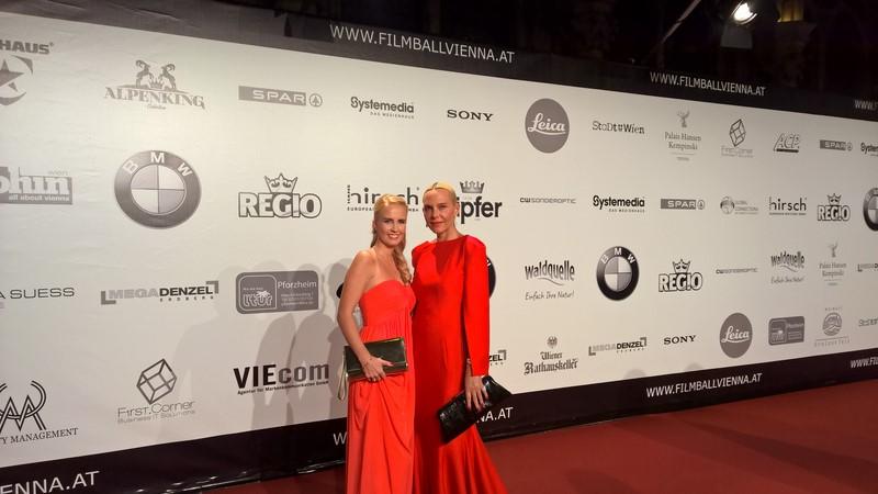 Auch heuer werden wieder viele prominente Gäste und Schauspieler den Filmball Vienna besuchen (Foto Hedi Grager)