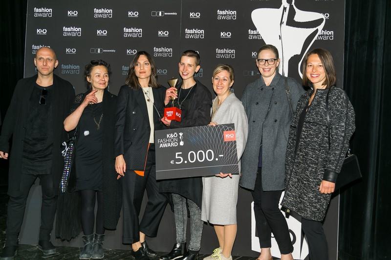 Die Jury Mitglieder Martin Lesjak, Karin Wintscher-Zinganel, Irina Gavrich, Sabrina Stadlober, Sandra Rosenfelder, Katharina Reményi, Andrea Krobath (Foto Oliver Wolf)