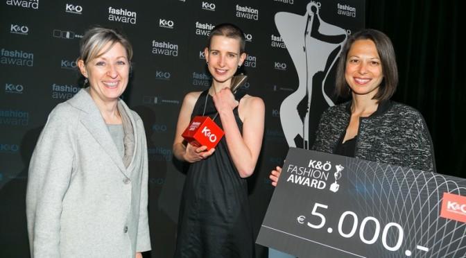 Kastner & Öhler Fashion Award 2015