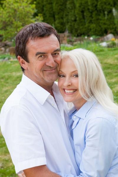 Günther Dunkler und seine Sabine, die ihn in allen Lebenslagen unterstützt (Foto Barbara Nidetzky)