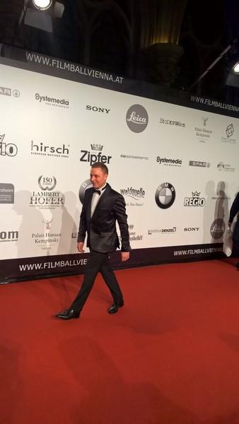 Manfred Schoedsack verspricht viel Neues für den Filmball 2016 (Foto Hedi Grager)