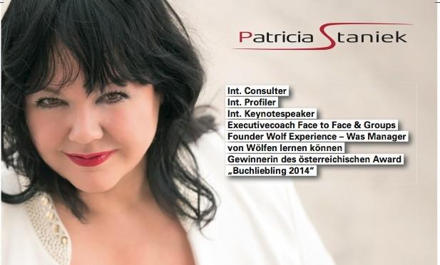 """Patricia Staniek – die """"Menschen-Leserin"""""""