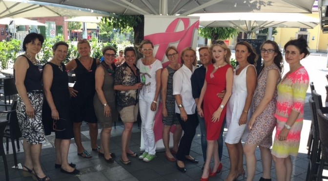 Pink Ribbon – 1. Ladies Lunch in Leibnitz