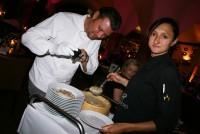 Christof Widakovich und Küchenchefin Alexandra Grabner verwöhnten die Gäste (Foto Christina Dow)