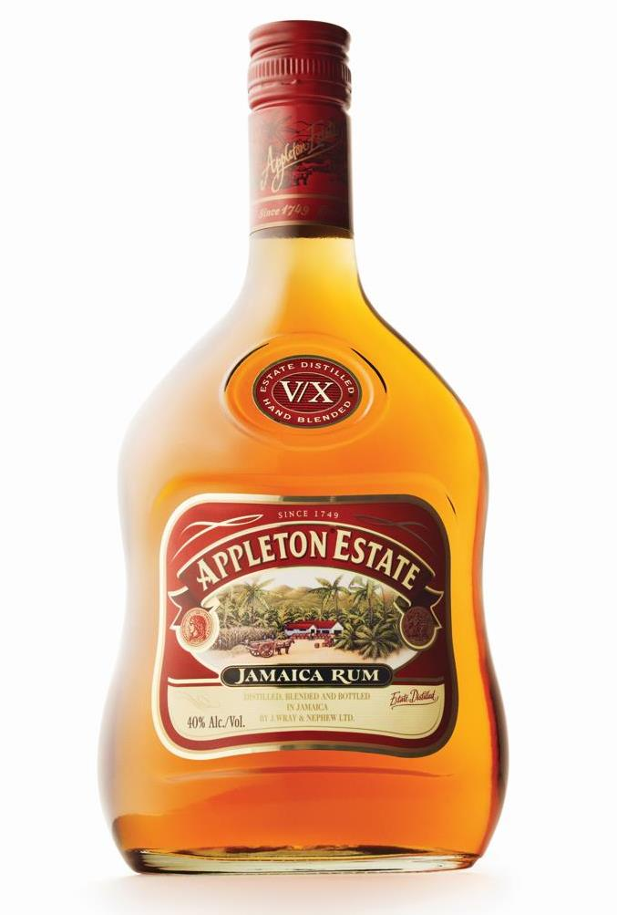 Appleton Estate Jamaica Rum_