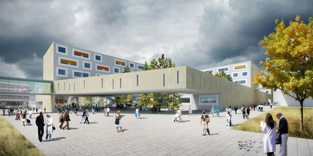 LKH Salzburg (Foto Atelier Thomas Pucher)